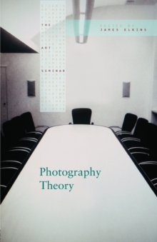 Photography Theory, Paperback Book