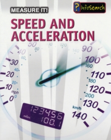 Speed and Acceleration, Paperback Book