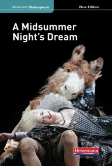 A Midsummer Night's Dream, Hardback Book