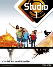 Studio 1 Pupil Book (11-14 French), Paperback Book