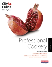 City & Guilds 7100 Diploma in Professional Cookery : Candidate Handbook Level 1, Paperback Book