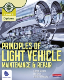 Principles of Light Vehicle Maintenance and Repair Candidate Handbook, Paperback Book