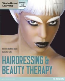 NVQ Diploma Hairdressing and Beauty Therapy Candidate Handbook : Level 1, Paperback Book