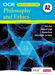 A2 Philosophy and Ethics for OCR Student Book, Paperback Book