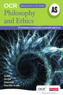 As Philosophy and Ethics for OCR Student Book, Paperback Book