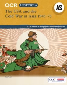 The USA and the Cold War in Asia, 1945-75, Paperback Book