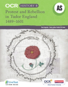 Protest and Rebellion in Tudor England, 1489-1601, Mixed media product Book