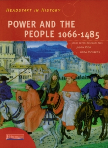 Headstart in History: Power & People 1066-1485, Paperback Book