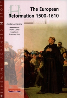 European Reformation 1500-1610, Paperback Book