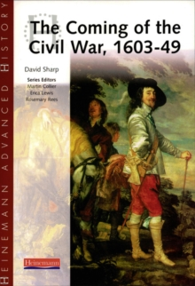 The Coming of the Civil War 1603-49, Paperback Book