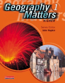 Geography Matters, Paperback Book
