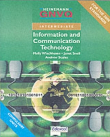 Intermediate GNVQ ICT Student Book without Options, Paperback Book
