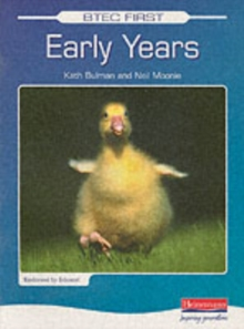 BTEC First Early Years, Paperback Book