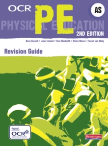 OCR AS PE : Revision Guide, Paperback Book