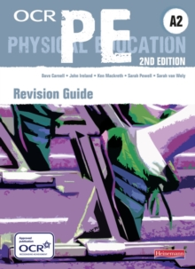 OCR A2 PE : Revision Guide, Paperback Book