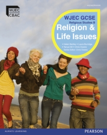 WJEC GCSE Religious Studies B Unit 1: Religion & Life Issues Student Book with Activebook, Mixed media product Book