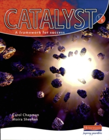 Catalyst 1 Red Student Book, Paperback Book