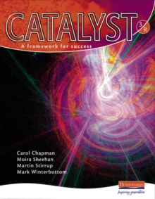 Catalyst: 3 Red Student Book, Paperback Book