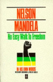 No Easy Walk to Freedom, Paperback Book