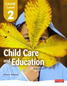 CACHE Level 2 in Child Care and Education Student Book, Paperback Book