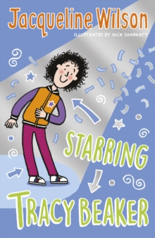 Starring Tracy Beaker, Paperback Book
