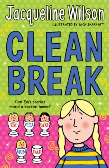 Clean Break, Paperback Book