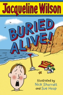 Buried Alive!, Paperback Book