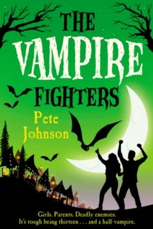 The Vampire Fighters, Paperback Book