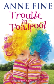 Trouble in Toadpool, Paperback Book