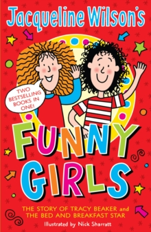 Jacqueline Wilson's Funny Girls, Paperback Book
