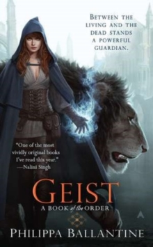 Geist : A Book of the Order, Paperback Book