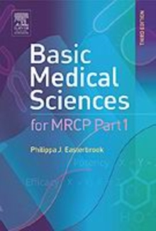 Basic Medical Sciences for MRCP Part 1, Paperback Book