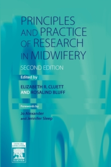 Principles and Practice of Research in Midwifery, Paperback Book