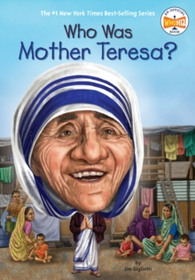 Who Was Mother Teresa?, Paperback Book