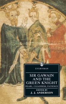 Sir Gawain And The Green Knight/Pearl/Cleanness/Patience, Paperback Book