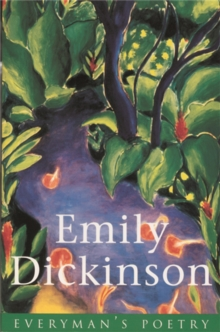 Emily Dickinson, Paperback Book