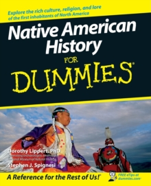 Native American History for Dummies, Paperback Book