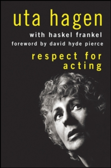 Respect for Acting, Hardback Book