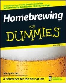 Homebrewing for Dummies, Second Edition, Paperback Book