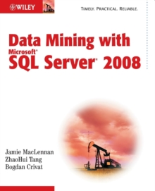 Data Mining with Microsoft SQL Server 2008, Paperback Book