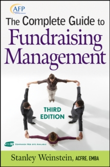 The Complete Guide to Fundraising Management, Hardback Book