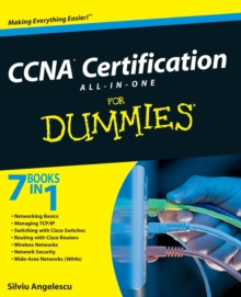 CCNA Certification All-in-One For Dummies, Paperback Book