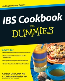 Ibs Cookbook for Dummies, Paperback Book