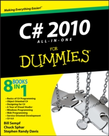 C# 2010 All-in-One For Dummies, Paperback Book