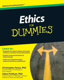 Ethics for Dummies, Paperback Book