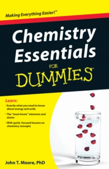 Chemistry Essentials for Dummies, Paperback Book