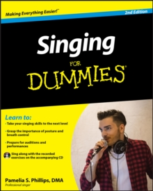 Singing for Dummies, 2nd Edn, Paperback Book