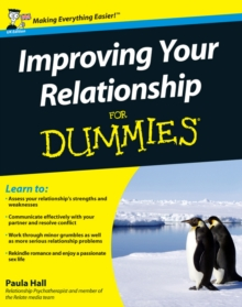Improve Your Relationship For Dummies, Paperback Book