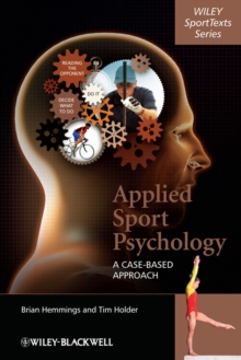 Applied Sport Psychology : A Case-based Approach, Paperback Book