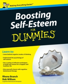 Boosting Self-Esteem For Dummies, Paperback Book